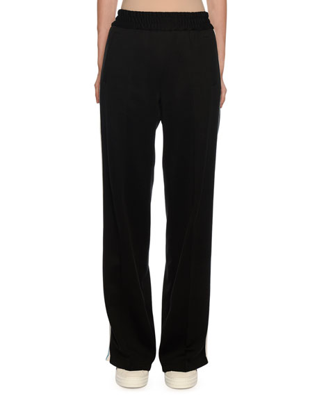 Off-White Track-Striped Gym Pants