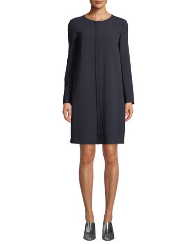 a85d9e399ac Quick Look. Maxmara · Cirinio Long-Sleeve Shift Dress