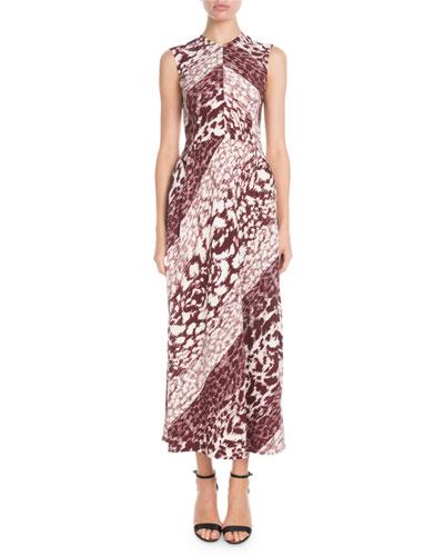 A Line Maxi Dress  c13c5f6ad