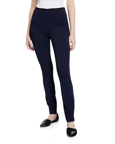 Bosso High-Rise Skinny-Leg Pants