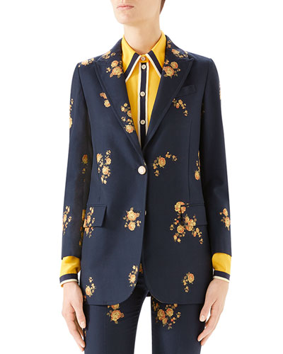 Bouquet Fil Coupe Jacket
