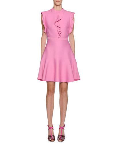 514450d3dd7 Banded Waist A Line Dress