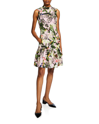 Nena Fassett Dream Sleeveless Dress