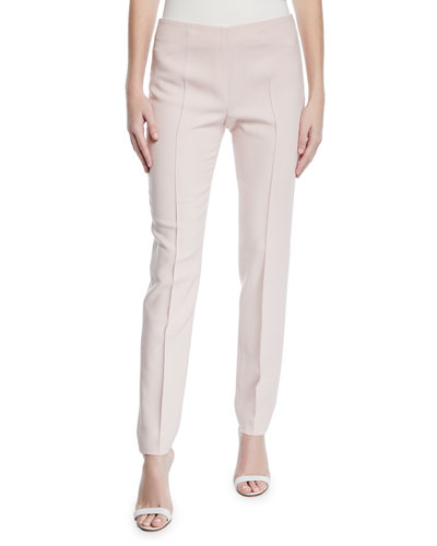 961a3f64209d Quick Look. Akris · Melissa Straight-Leg Stretch Wool Pants