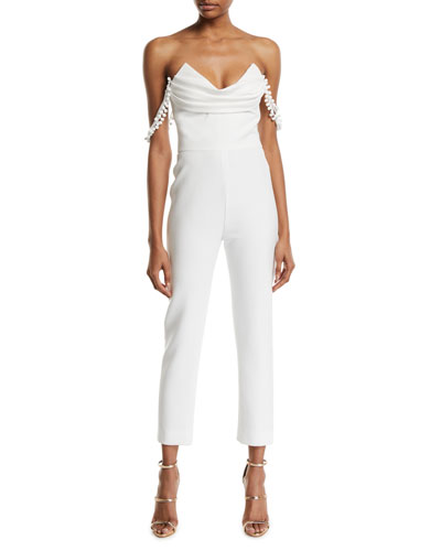4243fd571961 Imported White Jumpsuit