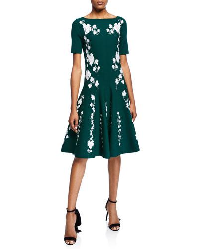 329aabb399b White Knee Length Dress
