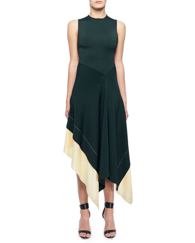 202448c60dd6 Crisscross Back Dress | Neiman Marcus