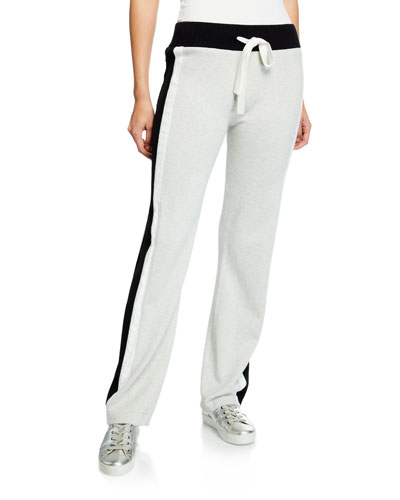 Logo-Graphic Lounge Pants