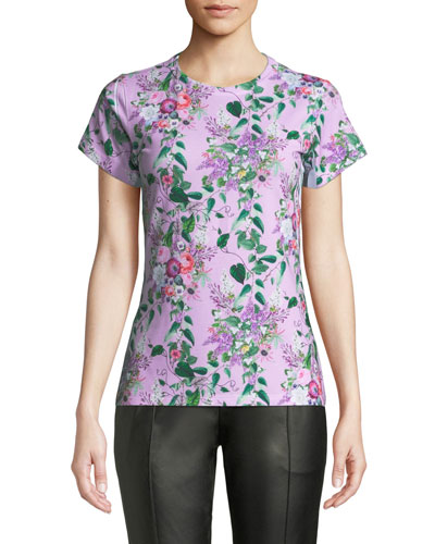 Hamish Floral Short-Sleeve T-Shirt
