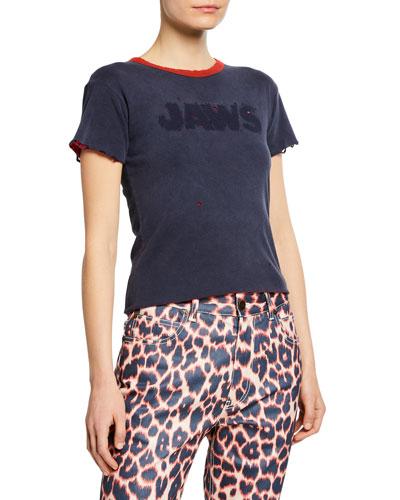 Short-Sleeve Jaws T-Shirt