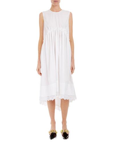 ea8e35744bbe3 Quick Look. Simone Rocha · Sleeveless Empire Waist Dress
