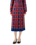 Gucci GG Wave Twill Skirt