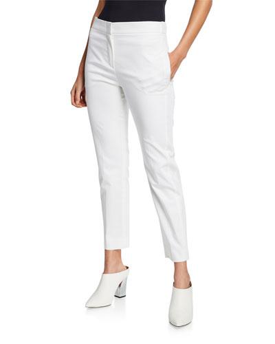 Papy Slim Cotton Pants
