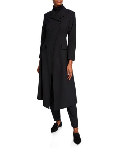88eaa5b6f Asymmetric Womens Coat | Neiman Marcus