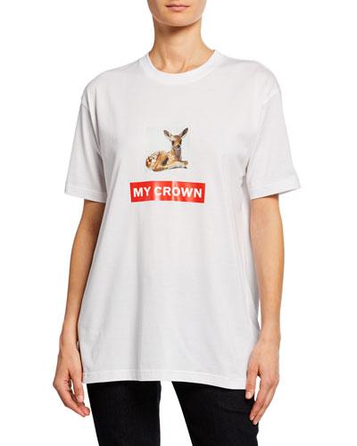 Carrick Crown T Shirt