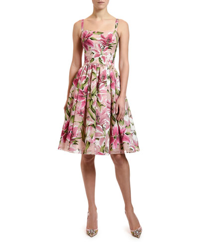 c8ff494e Fitted Dolce Gabbana Dress | Neiman Marcus