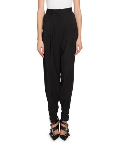 Atomica Pleated Fashion Pants