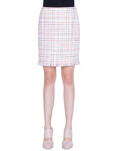 53ef06e207 Imported Nylon Mini Skirt | Neiman Marcus