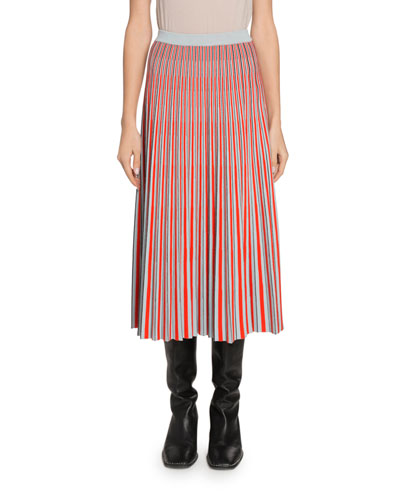 a5efeee4ef Quick Look. Proenza Schouler · Pleated Knit Midi Skirt