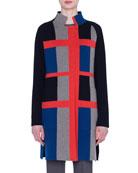 Akris Seamless Fine-Gauge Cashmere-Silk Sweater and Matching