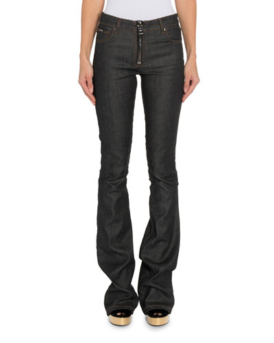 5632c62d2d2 Quick Look. TOM FORD · Zip-Front Flare Jeans