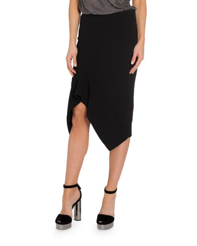 Wave-Front Skirt