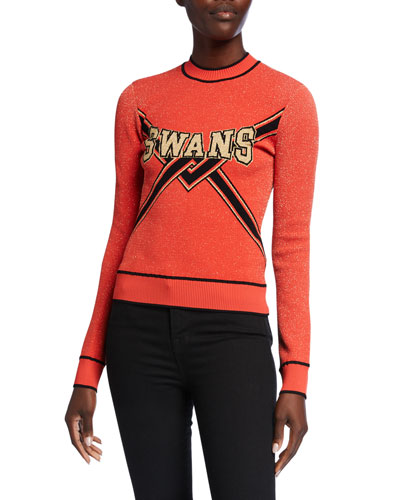 SWANS Collegiate Sweater
