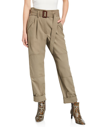 Couture Gabardine Pants