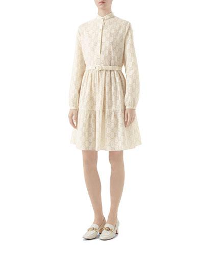 Micro GG Babydoll Dress