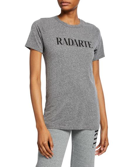 Rodarte Radarte Logo Graphic Tee