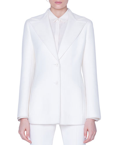 Cashmere Blazer Jacket