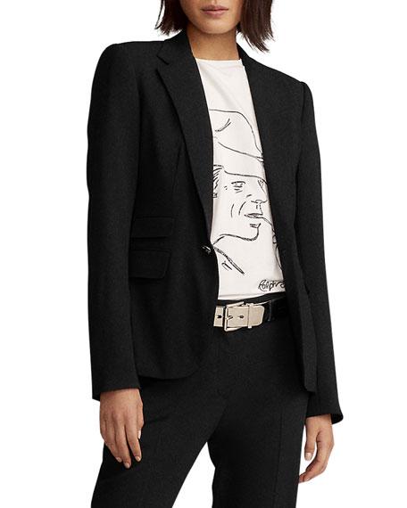 Ralph Lauren Collection Parker Wool Jacket