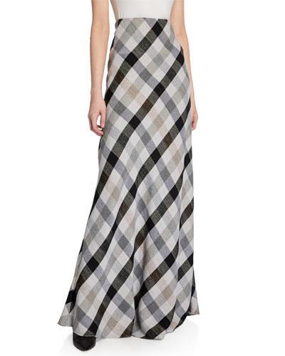 7584259e1 Long Maxi Skirt | Neiman Marcus