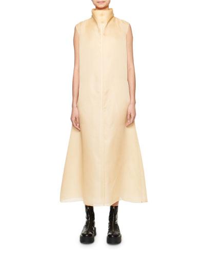 Virginia Silk Organza Dress