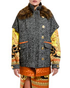 Versace COAT JACKET & Matching Items