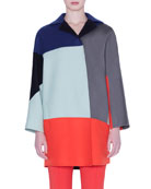 Akris Einstein Cashmere Short-Coat and Matching Items &