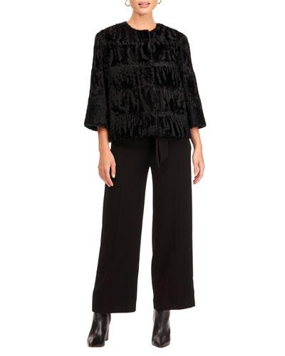00932f7e Ribbed Knit Dress | Neiman Marcus
