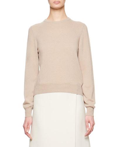 Magey Cashmere-Silk Sweater