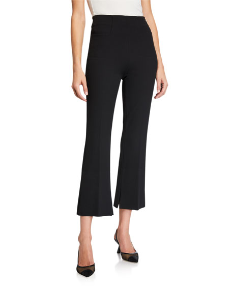 Roland Mouret Goswell Crepe Trousers