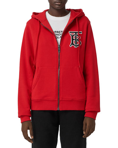 Aubrey Hooded Jacket