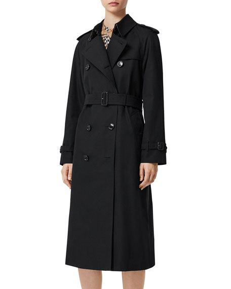 Burberry Waterloo Heritage Slim Westminster Trench Coat
