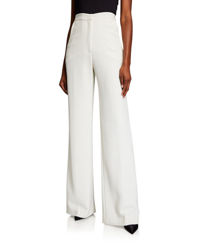 Maggie High-Rise Flare Leg Pants