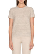Akris Sequined Short-Sleeve Sweater and Matching Items &