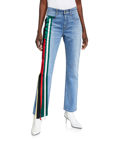 Ono Straight-Leg Jeans
