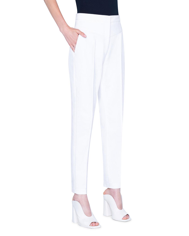 Freya High-Rise Conical-Leg Pants