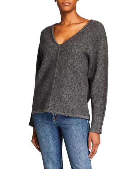Co Cashmere V-Neck Sweater