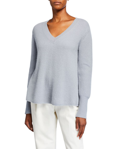 Co Ribbed Sweater