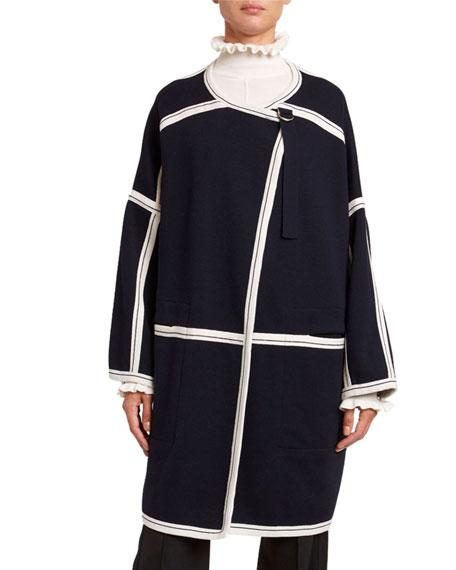 Chloe Merino Wool Coat