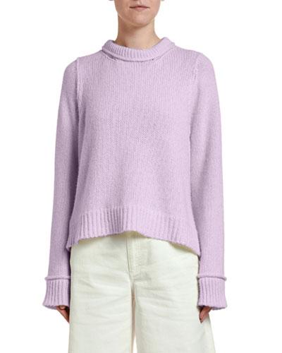 Alpaca Soft-Knit Sweater