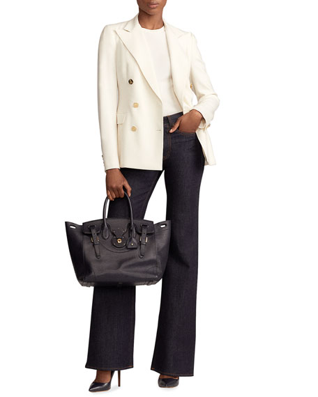 Ralph Lauren Collection Camden Stretch Wool Blazer Jacket
